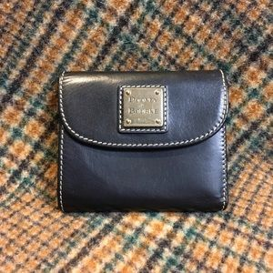 Dooney Black Wallet
